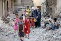 Four days without running water in sweltering Aleppo: UN