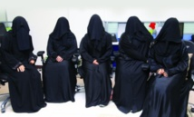 Saudi says women, 7 children stopped from joining Syria jihad