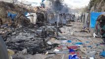 Dozens dead as warplanes pound rebel-held north Syria