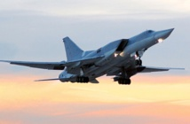 Russia launches first Syria raids from Iran base