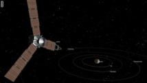 NASA probe set to make closest approach yet to Jupiter
