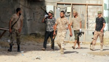 Libyan forces tighten noose on IS in Sirte