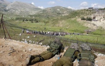 Fresh Syrian fire hits Israeli-held Golan