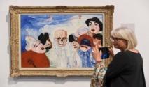 Art meets history in Belgian hommage to legendary art dealer