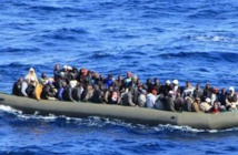 2,400 migrants rescued, 14 die, off Libya