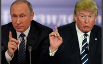 Putin, Trump in phone call back normalising US-Russia ties: Kremlin