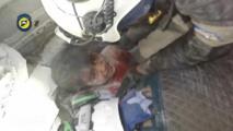 Regime bombardment kills 25 civilians in east Aleppo