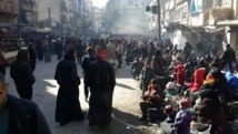 Turkey says evacuation of rebel Aleppo 'not over'
