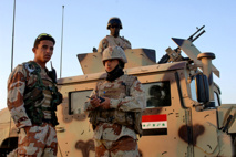 Iraq launches offensive on IS near Syria border