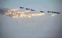 US-led coalition strikes IS near Syria's Al-Bab
