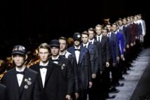Dior blasts sweatshirt culture in rave Paris show