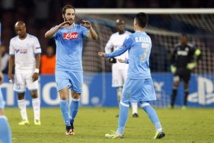 Football: Planes, trains and automobiles for Napoli exodus to Madrid