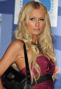 A burglar broke into Paris Hilton's Los Angeles home