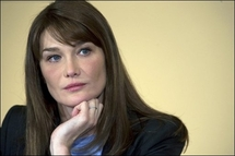 Charities and family on the agenda for Carla Bruni's Brazil visit