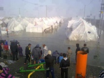UN urges more support for states hosting Syria refugees