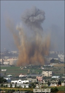 Israel warns of ground offensive as jets pound Hamas in Gaza