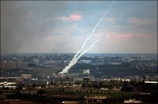 Israeli guns bombard Gaza in escalation of Hamas war