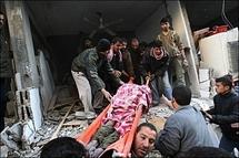 Deadly Israeli raids on schools take Gaza toll to 660