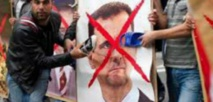 The day I watched the disgusting baby-killer Assad finally sign his own death warrant