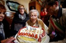 Italian Emma Morano, last known survivor of 19th century, dies at 117