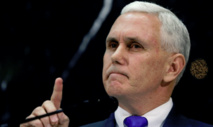 Pyongyang should not 'test Trump's resolve': VP Pence