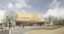 Architects chosen for black history museum