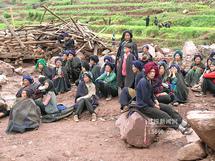 Chinese photographer highlights minority's plight