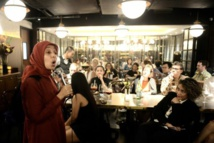 The female Muslim comic standing up to extremism