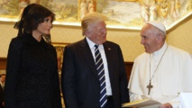 Gloves off as Trump heads to Vatican