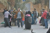 Syria refugees stuck between Morocco and Algeria: NGOs