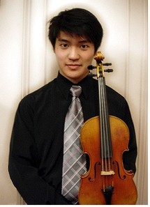 Australian violinist wins Belgian music competition