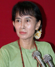 US says Myanmar is trying Suu Kyi for 'being polite'