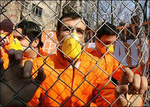 Harmless, hardened alike housed at Guantanam