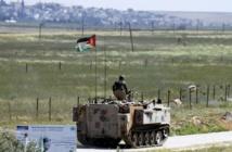 Jordan kills five approaching border from Syria
