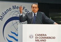 Call girl scandal deepens for Italy's Berlusconi