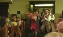 Wedding dance video goes viral