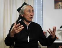 Exiled Uighur leader visits Japan, angering Beijing