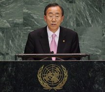Ban Ki-moon pays tribute to South Korea's Kim Dae-jung