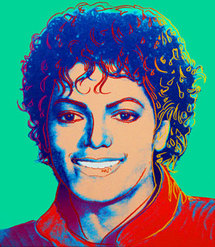 Sale of Warhol's Jacko portrait not so hot: auctioneers