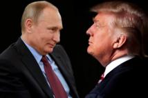 Trump, Putin in first showdown at fractious G20