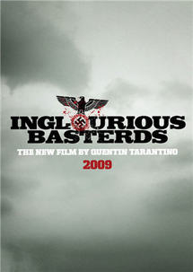 'Inglourious Basterds' takes box office top spot