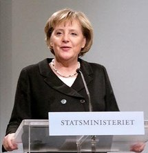 Merkel urges real progress in Afghanistan by 2014