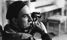 Cinema fans revel as Bergman items on auction