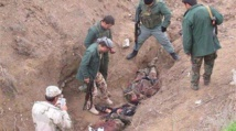 Mass grave with remains of 40 bodies found in western Iraq