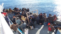 Coastguard returns more than 1,000 migrants from sea to Libya