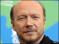 Oscar-winner Haggis quits Scientology