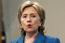 Clinton seeks to reassure Arab nations on Israeli settlements