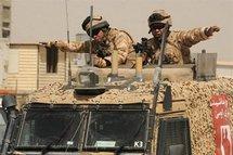 'Rogue' Afghan policeman kills five British troops