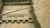 Tomb of ancient playwright discovered in China