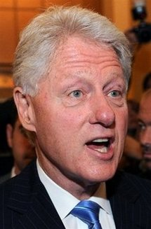 Clinton says Rabin killing torpedoed Mideast peace
